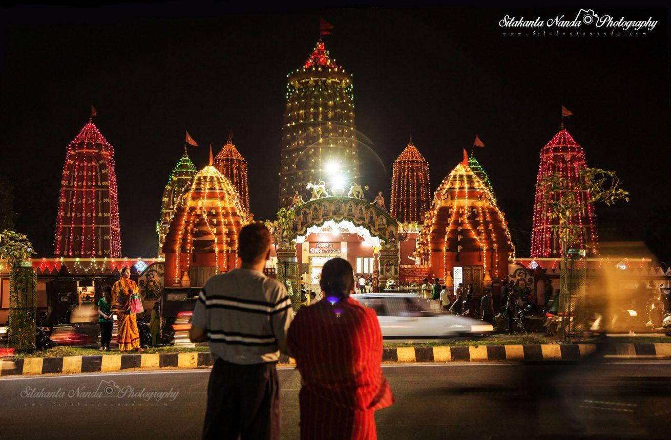 Ram mandir Bhubaneswar