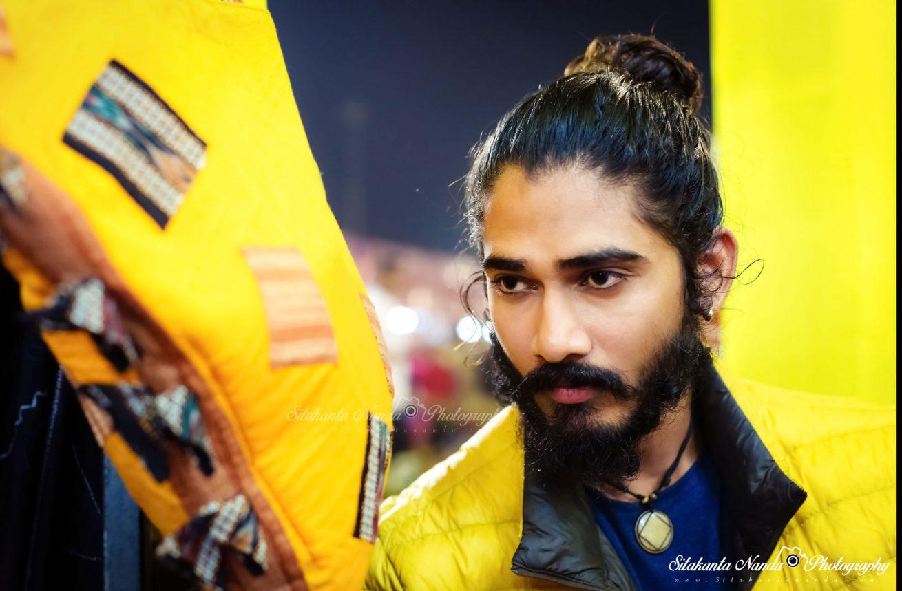 abhisekh Giri male model Odisha